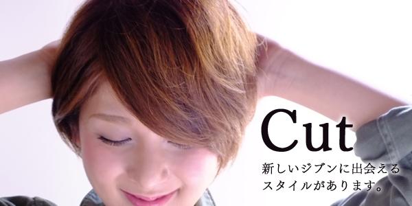 ヘアカット/熊本市中央区下通(マチナカ)ヘアカットevolutionでは新しい自分に出会えるヘアカットを提案します。
